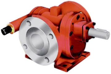 Rotary External Gear Pump